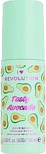 Düfte, Parfümerie und Kosmetik Feuchtigkeitsspendender Gesichtsprimer - I Heart Revolution Tasty Avocado Nourishing Priming Spray