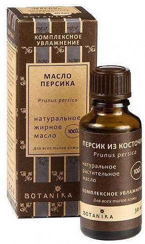 100% Natürliches Pfirsichkernöl für alle Hauttypen - Botavikos
