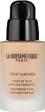 Düfte, Parfümerie und Kosmetik Anti-Aging Foundation mit UV-Filter - La Biosthetique Teint Naturel