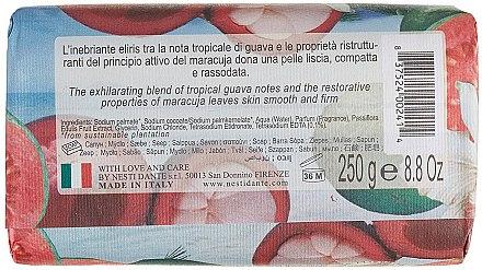 Naturseife mit Passionsfrucht und Guave - Nesti Dante Paradiso Tropicale Hawaiian Maracuja & Guava Soap — Bild N2