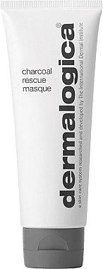 Entschlackende Gesichtsmaske mit Aktivkohle-Extrakt - Dermalogica Charcoal Rescue Masque