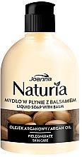 Düfte, Parfümerie und Kosmetik Flüssigseife mit Balsam Arganöl - Joanna Naturia Argan Oil Liquid Soap