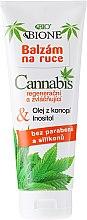 Düfte, Parfümerie und Kosmetik Handcreme mit Hanföl - Bione Cosmetics Cannabis Hand Balm