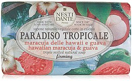 Düfte, Parfümerie und Kosmetik Naturseife mit Passionsfrucht und Guave - Nesti Dante Paradiso Tropicale Hawaiian Maracuja & Guava Soap