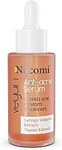 Düfte, Parfümerie und Kosmetik Gesichtsserum gegen Akne mit Thymianextrakt - Nacomi Anti-Acne Serum