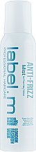 Düfte, Parfümerie und Kosmetik Glättendes Haarspray für alle Haartypen - Label.m Anti-Frizz Mist