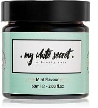 Düfte, Parfümerie und Kosmetik Aufhellendes Zahnpulver mit Minzgeschmack - My White Secret Whitening Powder