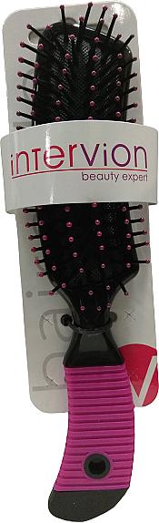 Haarbürste 499722 rosa - Inter-Vion — Bild N1