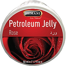 Düfte, Parfümerie und Kosmetik Vaseline mit Rose - Hemani Petroleum Jelly With Rose