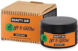 Düfte, Parfümerie und Kosmetik Bartcreme - Beauty Jar Let It Grow Beard Cream
