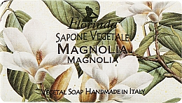 Düfte, Parfümerie und Kosmetik Naturseife Magnolie - Florinda Sapone Vegetale Magnolia