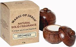 Düfte, Parfümerie und Kosmetik Natürliches Creme-Parfüm Orchidee - Shamasa