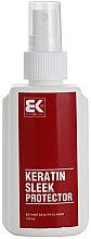 Düfte, Parfümerie und Kosmetik Glättendes Keratin-Spray mit Thermoschutz - Brazil Keratin Keratin Sleek Protector