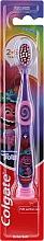 Düfte, Parfümerie und Kosmetik Kinderzahnbürste 2-6 Jahre extra weich rosa-violett - Colgate Smiles Kids Extra Soft
