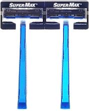 Düfte, Parfümerie und Kosmetik Einwegrasierer 48 St. - Super-Max Twin Blade