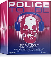 Düfte, Parfümerie und Kosmetik Police To Be Miss Beat - Eau de Parfum