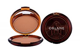 Düfte, Parfümerie und Kosmetik Gepresster Bronzier-Puder - Orlane Bronzing Pressed Powder