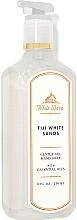 Düfte, Parfümerie und Kosmetik Flüssigseife-Gel mit ätherischen Ölen - Bath and Body Works White Barn Fiji White Sands Gentle Gel Hand Soap