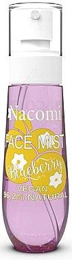 Gesichtsnebel mit Blaubeerduft - Nacomi Face Mist Blueberry