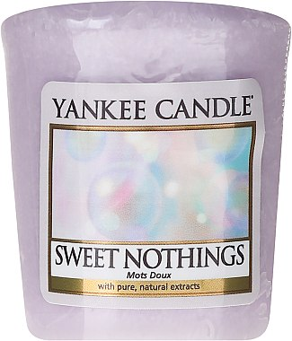 Votivkerze Sweet Nothings - Yankee Candle Sweet Nothings Sampler Votive