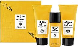 Düfte, Parfümerie und Kosmetik Acqua di Parma Colonia Nomade - Duftset (Deodorant/50ml + Duschgel/75ml + After Shave/75ml)