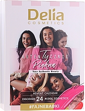 Düfte, Parfümerie und Kosmetik Make-up Set - Delia Cosmetics Calendar 2020/2021