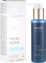 Düfte, Parfümerie und Kosmetik Gesichtsreinigungsgel mit Extrakt aus Salbei, Hamamelis, Azulen und Apfelwasser - Babor Cleansing Phytoactive Combination