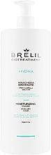 Düfte, Parfümerie und Kosmetik Feuchtigkeitsspendende Maske für trockenes Haar mit Bachblüten und Gletscherwasser - Brelil Bio Treatment Hydra Hair Mask