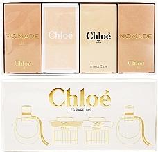 Düfte, Parfümerie und Kosmetik Chloe Women - Duftset (Eau de Parfum Mini 3x5ml + Eau de Toilette Mini 5ml)