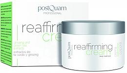 Düfte, Parfümerie und Kosmetik Straffende Körpercreme für mehr Elastizität mit Ginseng und grünem Tee - PostQuam Reaffirming Cream