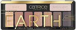 Düfte, Parfümerie und Kosmetik Lidschatten-Palette - Catrice The Epic Earth Collection Eyeshadow Palette