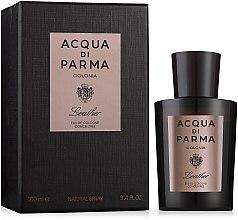 Düfte, Parfümerie und Kosmetik Acqua di Parma Colonia Leather Eau de Cologne Concentrée - Eau de Cologne