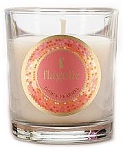 Düfte, Parfümerie und Kosmetik Duftkerze Jasmin und Karamell - Flagolie Fragranced Candle Jasmine And Caramel