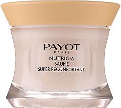 Düfte, Parfümerie und Kosmetik Intensiv nährender und regenerierender Gesichtsbalsam gegen Rötungen für sehr trockene Haut - Payot Nutricia Baume Super Reconfortant