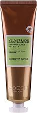 Düfte, Parfümerie und Kosmetik Körper- und Handcreme mit grünem Tee - Voesh Velvet Luxe Vegan Body & Hand Cream Green Tea Supple