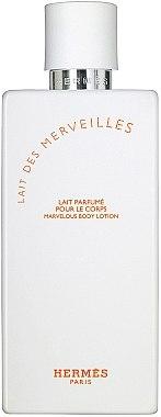 Hermes Eau des Merveilles - Schützende und feuchtigkeitsspendende Körperlotion — Bild N2