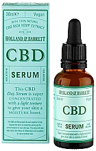 Düfte, Parfümerie und Kosmetik Feuchtigkeitsspendendes konzentriertes Gesichtsserum mit Cannabidiol und Hanfsamenöl - Holland & Barrett CBD Serum
