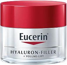 Düfte, Parfümerie und Kosmetik Anti-Aging Tagescreme für normale und Mischhaut SPF 15 - Eucerin Hyaluron-Filler+Volume-Lift Day Cream SPF15