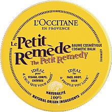 Düfte, Parfümerie und Kosmetik Mehrzweck-Balsam für Gesicht, Körper und Haar - L'Occitane Le Petit Remede Cosmetic Balm