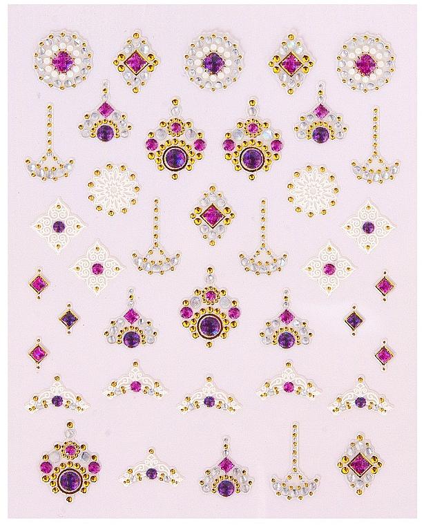 Nagelsticker - Peggy Sage Decorative Nail Stickers Luxury (1 St.)