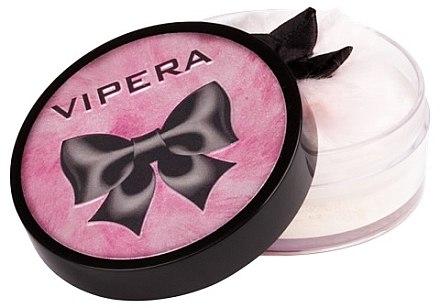 Schimmernder loser Puder für Gesicht und Körper - Vipera Celebrity Powder