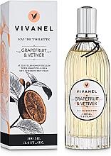 Düfte, Parfümerie und Kosmetik Vivian Gray Vivanel Grapefruit & Vetiver - Eau de Toilette