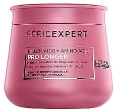Düfte, Parfümerie und Kosmetik Längenerneuernde Maske für langes Haar mit Anti-Frizz-Effekt - L'Oreal Professionnel Pro Longer Lengths Renewing Masque