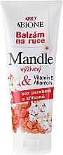 Düfte, Parfümerie und Kosmetik Handcreme - Bione Cosmetics Mandle Cream