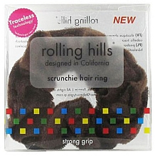 Düfte, Parfümerie und Kosmetik Haargummi braun - Rolling Hills Scrunchie Hair Rings Brown