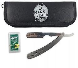 Düfte, Parfümerie und Kosmetik Rasierset für Männer - Man's Beard Shavette Pro Barber