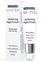Düfte, Parfümerie und Kosmetik Nachtcreme - Novaclear Whiten Whitening Night Cream