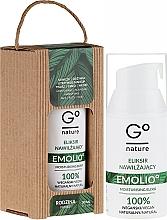 Düfte, Parfümerie und Kosmetik Feuchtigkeitsspendendes Gesichtselixier - GoNature Moisturizing Elixir
