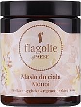 Düfte, Parfümerie und Kosmetik Körperbutter mit Monoi - Flagolie by Paese Monoi