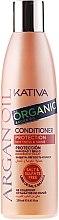 Düfte, Parfümerie und Kosmetik Feuchtigkeitsspendender Haarbalsam mit Arganöl - Kativa Argan Oil Conditioner